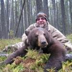 Great guy , very nice bear