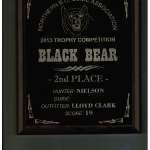 2nd Place - 2013