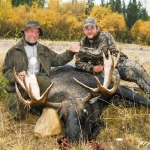 First Moose 2012