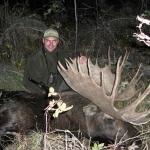 Great Hunter , Great Moose