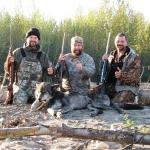 3 Muskateers , 1 Wolf